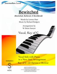 Bewitched - VOCAL, PIANO (key of C)