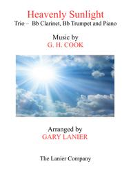 HEAVENLY SUNLIGHT (Trio - Bb Clarinet, Bb Trumpet & Piano with Score/Parts)