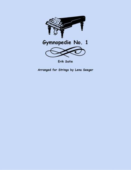 Gymnopedie No. 1 (String Orchestra)