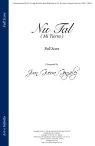 Nu Tal (Mi Tierra) - Full Score