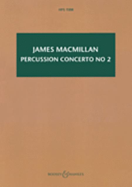 Percussion Concerto No. 2