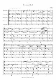 Gnossinne No. 1 for Bass Choir