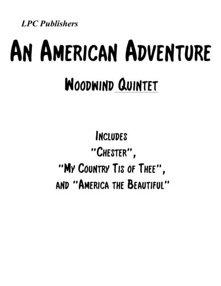 An American Adventure for Woodwind Quintet