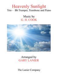 HEAVENLY SUNLIGHT (Trio - Bb Trumpet, Trombone & Piano with Score/Parts)