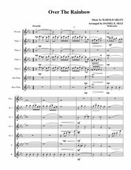 Over The Rainbow (Flute Choir)