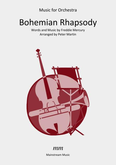 Bohemian Rhapsody - Orchestra