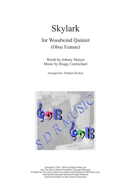 Skylark for Woodwind Quintet