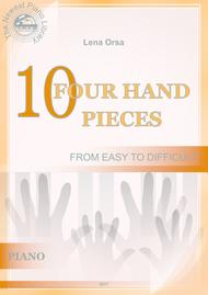 10 Four Hand Pieces for Piano