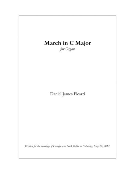 March in C Major