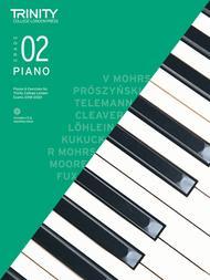 Piano Exam Pieces & Exercises 2018–2020: Grade 2 (book, CD & teaching notes)