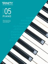 Piano Exam Pieces & Exercises 2018-2020: Grade 5 (book only)