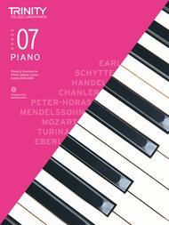 Piano Exam Pieces & Exercises 2018–2020: Grade 7 (book, CD & teaching notes)