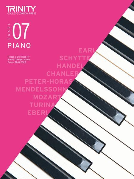 Piano Exam Pieces & Exercises 2018–2020: Grade 7 (book only)