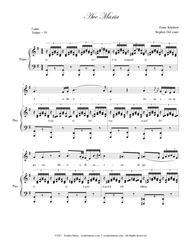 Ave Maria (Spanish Lyrics - Low Voice - Piano Accompaniment)