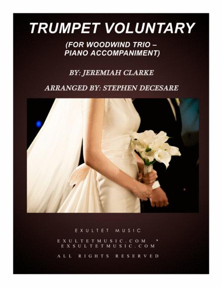 Trumpet Voluntary (for Woodwind Trio - Piano Accompaniment)