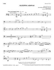 Sleeping Adonai - Cello