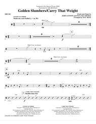Golden Slumbers/Carry That Weight (from Sing) (arr. Mac Huff) - Drums