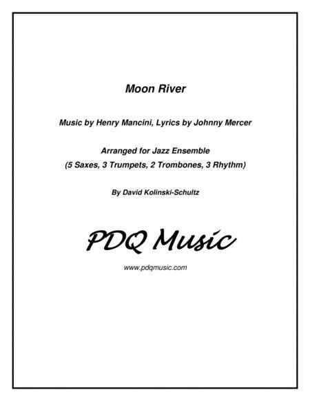 Moon River - Small Big Band