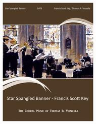 Star Spangled Banner (SATB)
