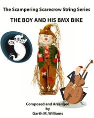 THE BOY AND HIS BMX BIKE