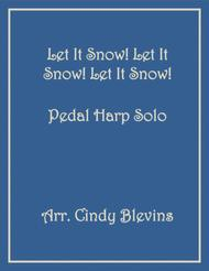 Let It Snow! Let It Snow! Let It Snow!, arranged for Pedal Harp