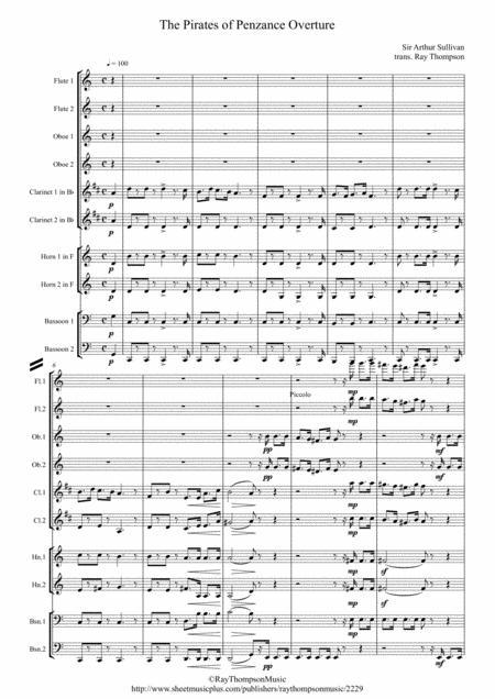 Sullivan: Overture to