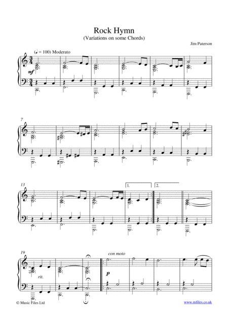 Rock Hymn