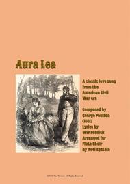 Aura Lee - Love song for Flute Choir