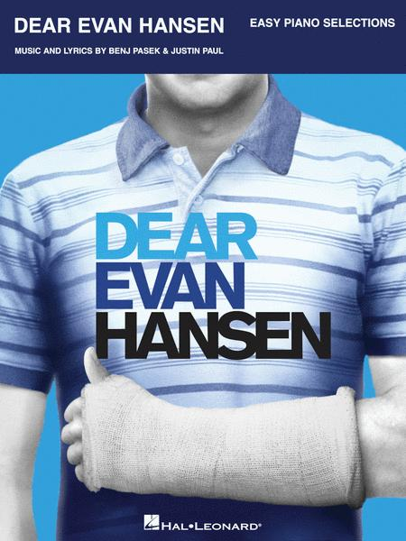 Dear Evan Hansen (Easy Piano)