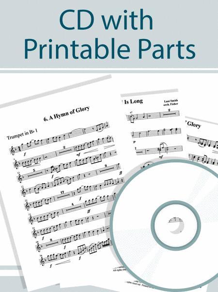 International Carol Suites: Carols of Europe - CD with Printable Parts