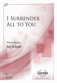 I Surrender All to You