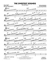 The Sweetest Sounds (Alto Sax Feature) - Bass Clef Solo Sheet