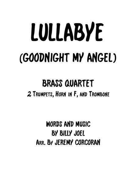 Lullabye (Goodnight, My Angel) for Brass Quartet