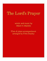 The Lord's Prayer - Flute & Piano Accompaniment