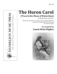 The Huron Carol [SATB]