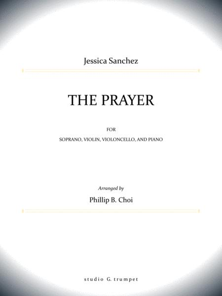 The Prayer for Soprano and Piano Trio (Jessica Sanchez)