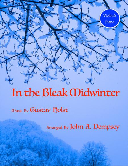 In the Bleak Midwinter (Violin and Piano)
