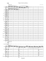 The Flight of the Bumblebee for orchestra
