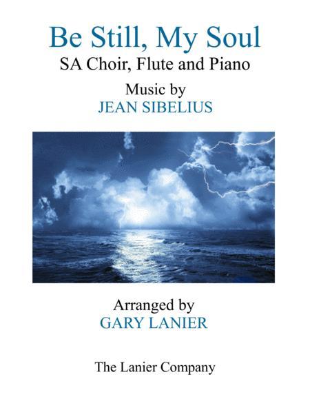 BE STILL, MY SOUL (Ladies SA Choir, Flute and Piano)