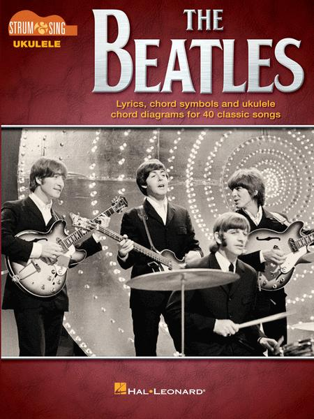 The Beatles Strum Sing Ukulele Sheet Music By The Beatles