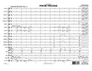 You're Welcome (from Moana)  - Conductor Score (Full Score)