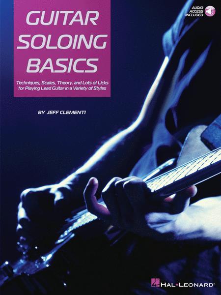 Guitar Soloing Basics
