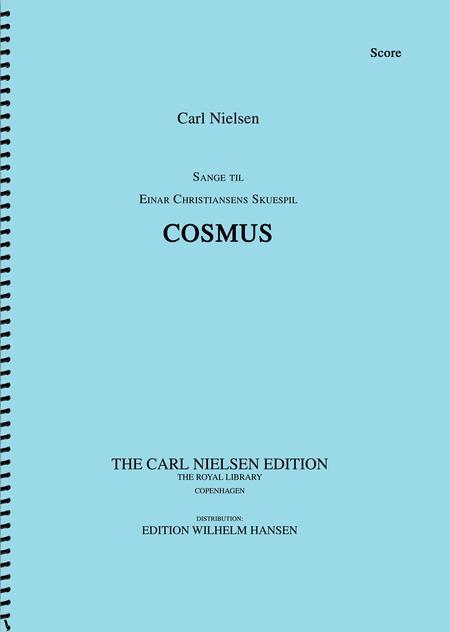 Songs For Einar Christiansen's Play 'Cosmus'