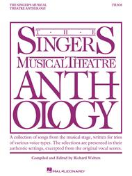 Singer's Musical Theatre Anthology Trios