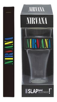 Nirvana Slap Band Single Pint Glassware
