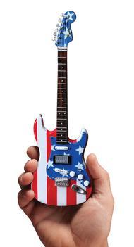 Fender(TM) Stratocaster(TM) - Stars & Stripes USA - Wayne Kramer