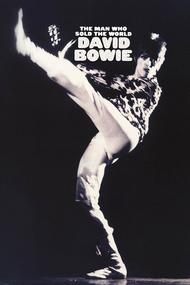 David Bowie - Man Who Sold the World - Wall Poster