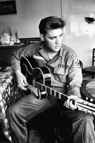 Elvis Presley - Wall Poster