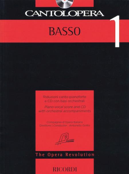 Cantolopera: Bass 1
