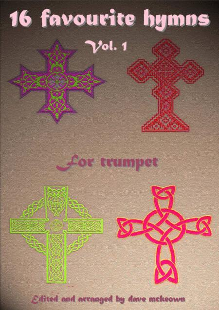 16 Favourite Hymns Vol.1 for solo Trumpet
